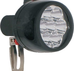 Intrinsically Safe 7 LED Cordless Caplamp | KH2M-Ex