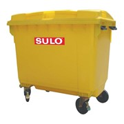 660 Litre and 1100 Litre Wheelie Bins