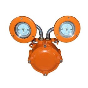 LED Lighting I Ex - FORTITUDE Twin Spot Emergency Light