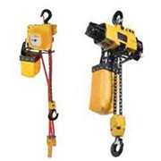 Chain Air Hoist - EHL Series Pull Cord