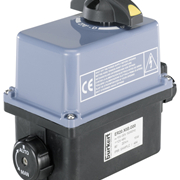 Type 3003 Rotary Actuators for Quatrer Turn