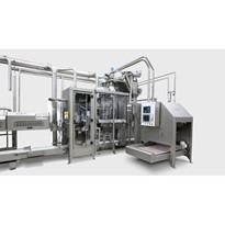 Automatic Powder Filling Machine - IBF Series