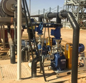 North Bourke Abattior chooses Gorman Rupp pumps for their reliability and easy maintenance