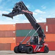 Empty Container Handling Reach Stackers
