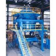Induction Vacuum Heat Treatment Furnace | FVB 106-250-150