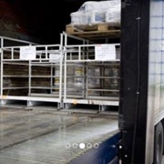 Automatic Truck Loading / Unloading Chain Conveyor Systems