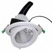 Lumme Shop Front LED Lights | SF-38W-Round