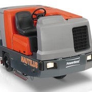 Power Scrubber Sweeper | Nautilus | Powerboss