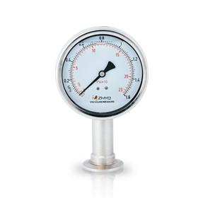 Tri-Clamp Diaphragm Pressure Gauge