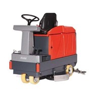 Scrubmaster B140 R Industrial Battery Electric Ride-on Floor Scrubber