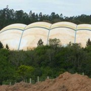 Inflatable Shelters | Mining Air Supported Shelter