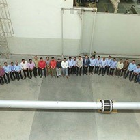 Record! 18-inch flow nozzle manufactured in just 20 weeks