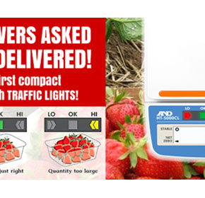 Weighing up the benefits of the new HT-CL Traffic Light Scales