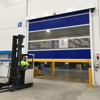 High Speed Automatic Rapid Roller Doors