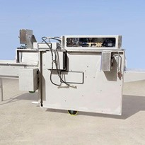 Euro Pumps/Calgiene Crate Washing System
