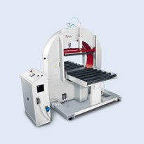 Horizontal Stretch Wrapping Machine | AT-A Fully Automatic