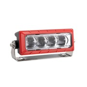 LED Light I Red Safety Zone Lamp