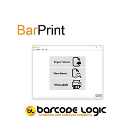 Barcode Label Printing Application | BarPrint