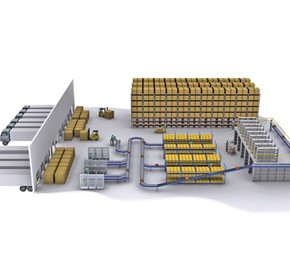 The benefits of using conveyors in distribution