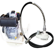 TDA Pumps | Engine Driven Submersible Pumps | Flex Drive Pump
