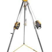 MSA Confined Space Kit w/ 15m Workman Rescuer & 20m Winch