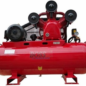 BOSS - 52CFM/10HP Air Compressor 300L Tank - BC52-300L