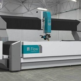 Waterjet Cutting Machine Flow Mach 500