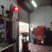 Auto Service Area Productivity - Heating on cold days