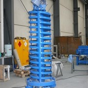 Vibratory Conveyor | Foundry Spiral Conveyor