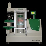Hylec Controls' Compression & Bending Testing Machine - F+T
