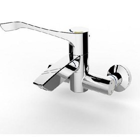 Aquablend SQX Thermostatic Surgeon Mixer - Wall Mounted