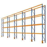 Pallet Racking | 50 Pallet Space 6096mm H