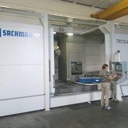 Machining Centres | Sachman T314 and TRT314