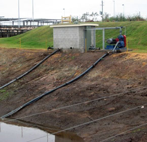 Wastewater pump overcomes priming and reliability issues