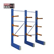 Cantilever Racking (3000mm high) Single-Sided