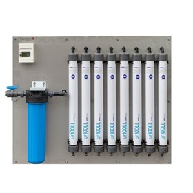 Ultra-filtration Water Filtration Units | Aquamem R Series