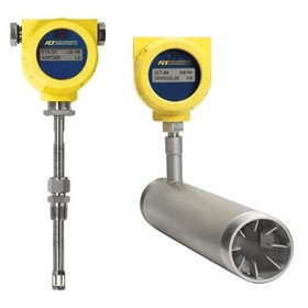 Compact Thermal Flow Meter Line Expands With HART Bus Communication