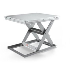 Stainless Scissor Lift Tables