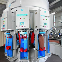 Bag Filling System | BEUMER Fillpac®