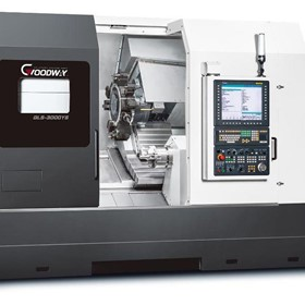 "GLS-3300 CNC Turning Centre - 12"" Chuck"