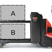 Logimove Electric Pallet Truck with Initial Lift
