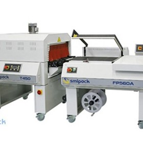 Semi Auto L-Bar Shrink Wrapping System | FP560A
