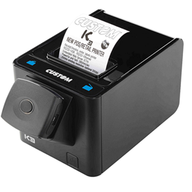 Custom K3 POS Thermal Transfer Printer with Multiscan