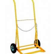 Trolley with Rubber Wheel - 'G' Size Cylinder