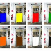 Coloured Swingflex doors