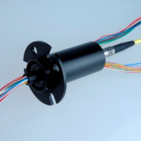 Slip Ring / Fibre Optic Rotary Joint combinations.