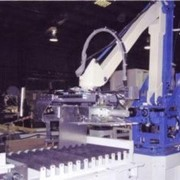 Case study: Robotic palletiser for sugar company