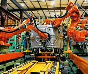 Robotic Truck Cab Assembly