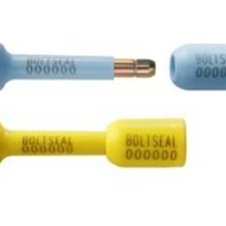 Tamper Evident security bolt seal is used on shipping containers