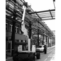 Quick, safe, reliable installation of external pneumatic post system
